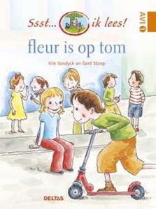 Ssst ... ik lees! Fleur is op Tom