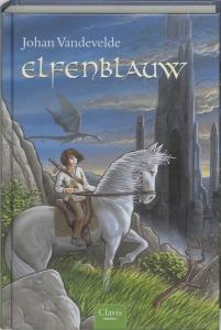 Clavis fantasy Elfenblauw