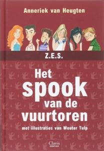 De Z.E.S. 01 Het spook van de vuurtoren