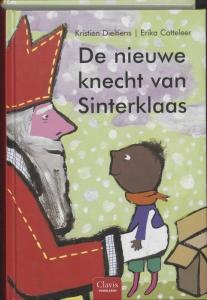 Clavis voorlezen De nieuwe knecht van Sinterklaas