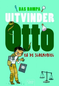 Uitvinder Otto 1: Uitvinder Otto en de slakmobiel