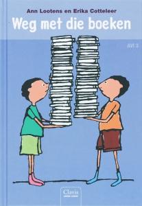 Clavis leren lezen Weg met die boeken