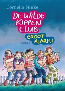 De Wilde Kippen Club Groot alarm