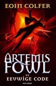 Artemis Fowl De Eeuwige code