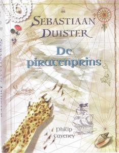 Sebastiaan Duister De piratenprins
