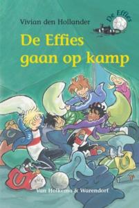 De Effies gaan op kamp