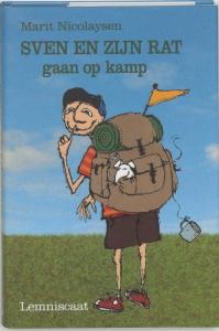 Sven en zijn rat gaan op kamp