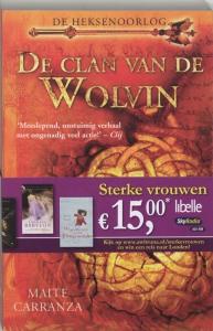 De heksenoorlog 1 De clan van de wolvin