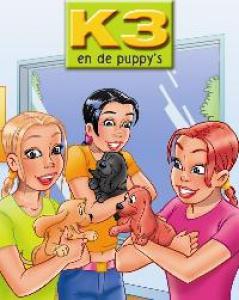 K3 en de puppy's