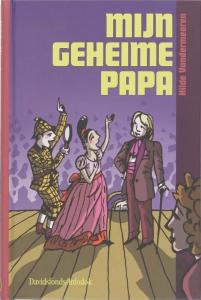 Davidsfonds/Infodok-kinderboeken Mijn geheime papa