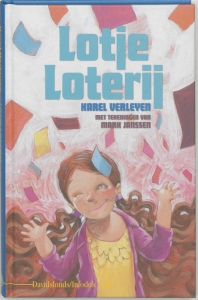 Davidsfonds/Infodok-kinderboeken Lotje Loterij