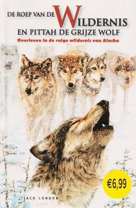 De roep van de wildernis en Pittah de grijze wolf