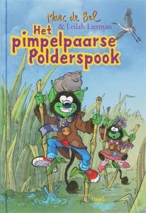 Het pimpelpaarse polderspook