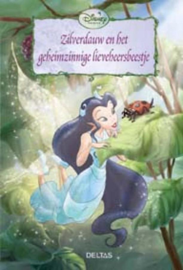 Disney fairies Zilverdauw en het geheimzinnige lieveheersbeestje