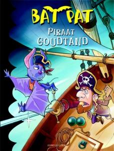 Bat Pat Piraat Goudtand