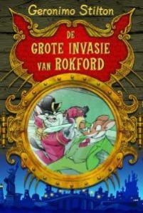 Geronimo Stilton-reeks De grote invasie van Rokford