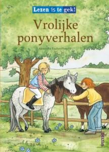 Lezen is te gek! Vrolijke ponyverhalen (vanaf 7 j.)