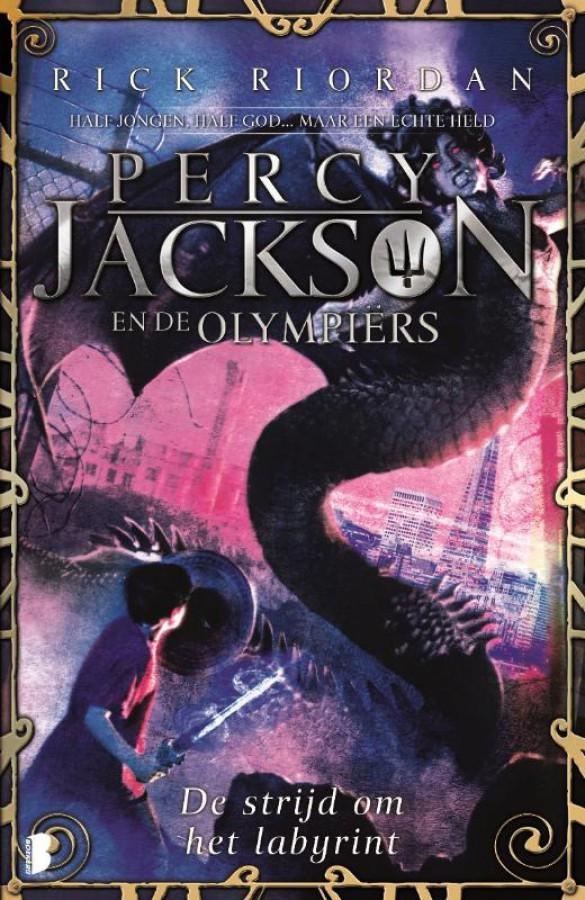 Percy Jackson en de Olympiërs  4: De strijd om het labyrint