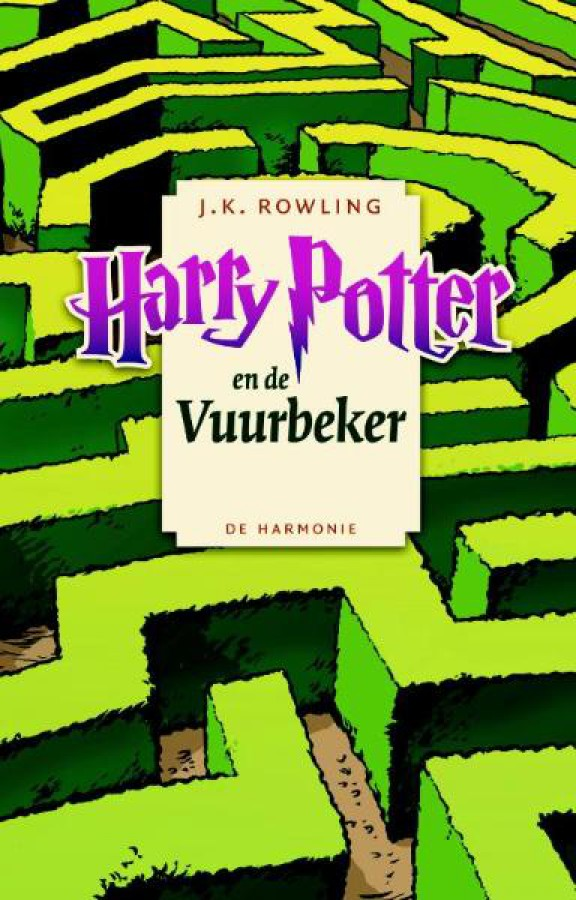 Harry Potter en de vuurbreker