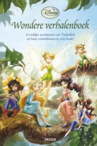 Disney Fairies Wondere Verhalenboek