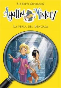 Agatha Mistery 2: De parel van Bengalen