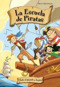 De piratenschool 2: Iedereen aan boord!