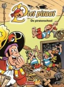 De avonturen van Piet Piraat De piratenschool