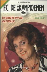 Carmen op de catwalk