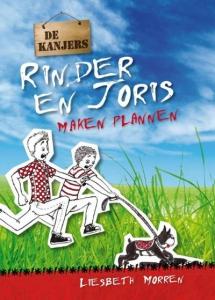 RINDER EN JORIS MAKEN PLANNEN