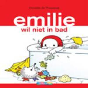 Emilie 9: Emilie wil niet in bad