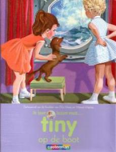 Ik leer lezen met Tiny 20: Tiny op de boot
