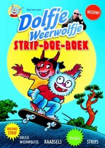 DOLFJE WEERWOLFJE STRIP-DOE-BOEK