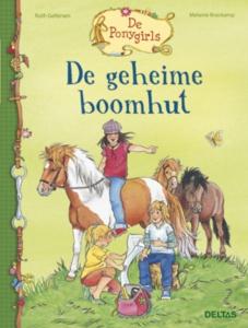 De Ponygirls - De geheime boomhut