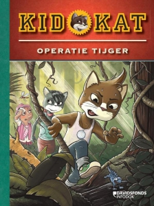 Kid Kat 2: Operatie tijger