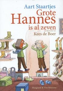 Grote Hannes is al zeven