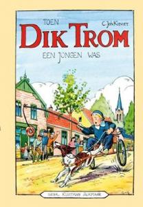 Toen Dik Trom een jongen was