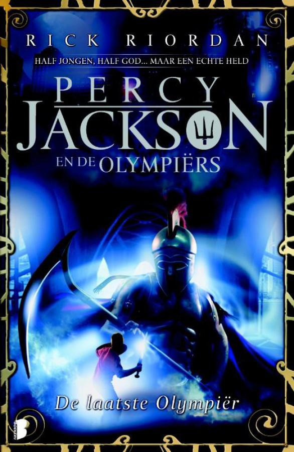 Percy Jackson en de Olympiers 5: De laatste Olympier