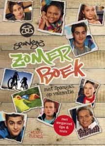 Spangas zomerboek