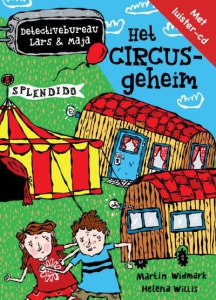 Detectivebureau Lars & Maja 5: Het circusgeheim