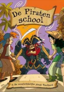 De piratenschool 3: De verschrikkelijke piraat Vuurbaard