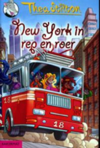 Thea Stilton 9 - New York in rep en roer