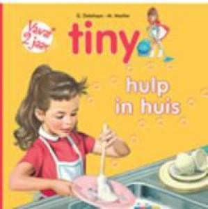 Tiny kartonboekjes 1: Hulp in huis