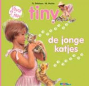 Tiny kartonboekjes 2: De jonge katjes