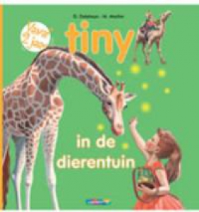 Tiny kartonboekjes 4: In de dierentuin