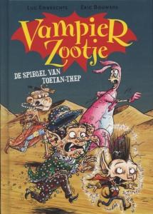 Vampierzootje 2: De spiegel van Toetan-Thep