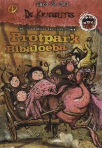 De Kriegeltjes 4: Pretpark Bibaloeba