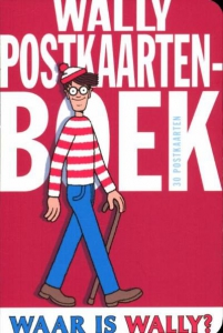 Wally Postkaartenboek