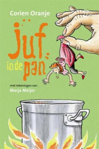 Juf in de pan