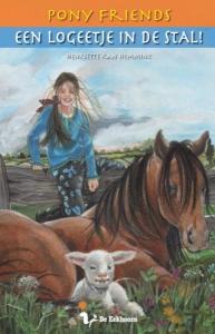 Een logeetje in de stal