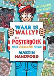 Waar is Wally - Het Posterboek